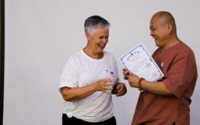 Spine Qigong voor Beweegspecialisten